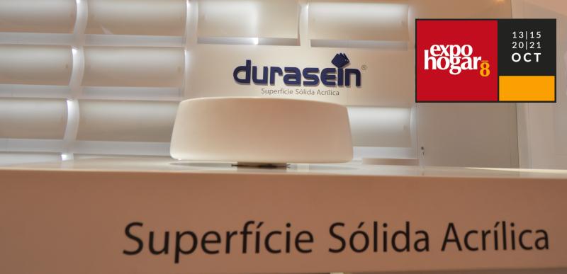 Durasein Uruguay te invita a Expohogar 2018