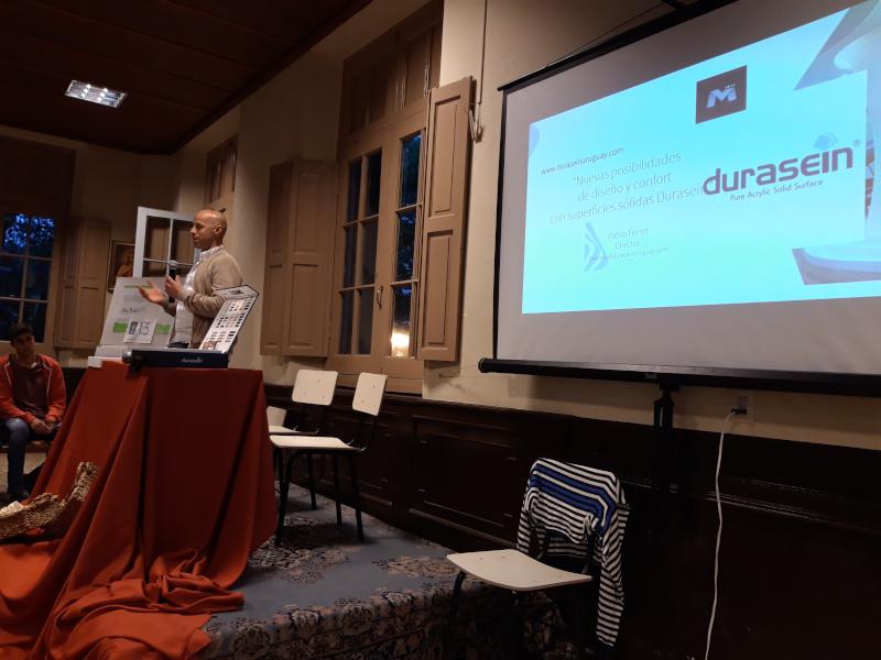 Durasein participó de las jornadas de innovación de talleres Don Bosco