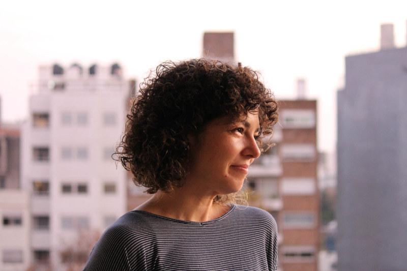 Paula Borges, Diseñadora y Arquitecta. Foto: Diana Gottero.