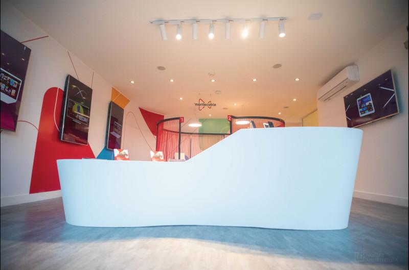 Las nuevas oficina de Montecable