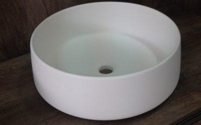 Bacha de apoyo para baño Durasein